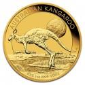Nugget / Kangaroo, 1oz Gold, 2015