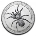 Australian Funnel - Web Spider  1 oz  Silver 2015