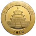 China Panda, 500 Yuan 1oz Gold, 2010