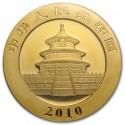 China Panda, 500 Yuan 1oz Gold, 2010