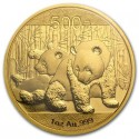 China Panda 500 Yuan 1 oz Gold 2010