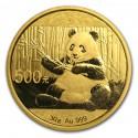 China Panda, 30 g. Gold  2017