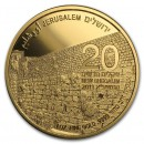 The Western Wall, 1oz Gold, 2011