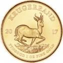 Krugerrand 1 oz Gold 2017