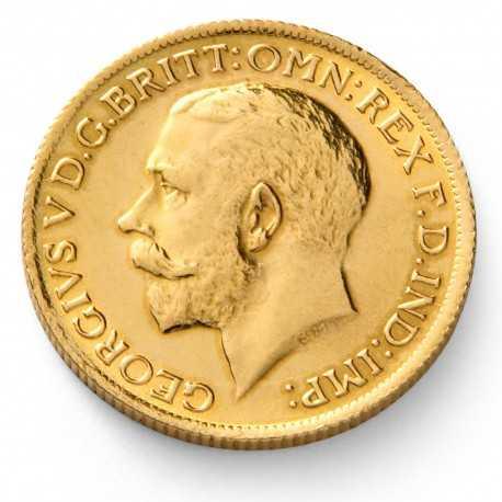 Full Sovereign George V, Gold, 1911-1932