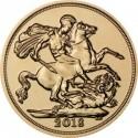 Full Sovereign Elizabeth 2018 Gold