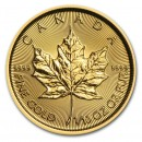 Maple Leaf , 1/10oz Gold, 2016