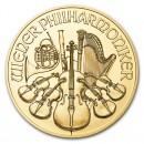 2018 Austrian Philharmonic 1oz Gold Coin