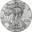 American Eagle, 1 Dollar, 1oz Silver, 2017