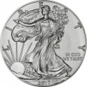 American Eagle, 1 Dollar, 1oz Silver, 2017