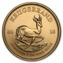 Krugerrand 1 oz Gold 2018