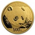 China Panda 30 gr 2018 Gold