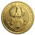 Queen's Beasts Griffin 1/4 oz 2017 Gold