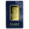 50 gr.  Fortuna Gold Bar - PAMP Suisse