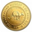 Nugget  Kangaroo 1 oz 1992 Gold