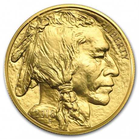 Buffalo, 1oz Gold, 2018