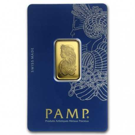 10gr. Gold Bar - PAMP Suisse Fortuna