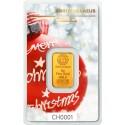 5g  Bar Christmas Edition Gold