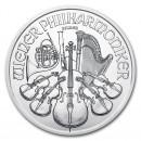 Austrian Vienna Philharmonic 1oz Silver 2018