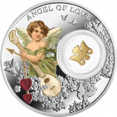 1 Dollar, 2017, Angel of Love