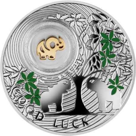 1 Dollar, Elephant 2014