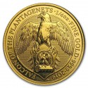 Queen's Beasts The Falcon 1/4 oz Gold 2019 Great Britain
