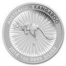 Australian Kangaroo 1 Dollar 1 oz Silver 2018