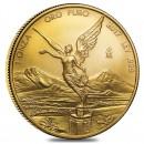 Mexican Libertad, 1 oz. Gold, 2017 Mexico