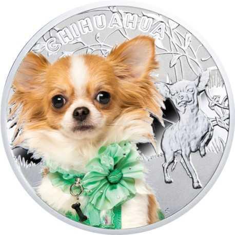 Chihuahua, Silver Coin