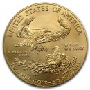 Gold Coin American Eagle, 1oz, Mix Years