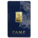 5g  Fortuna  Gold Bar  PAMP