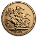 Full Sovereign Elizabeth 2019 Gold
