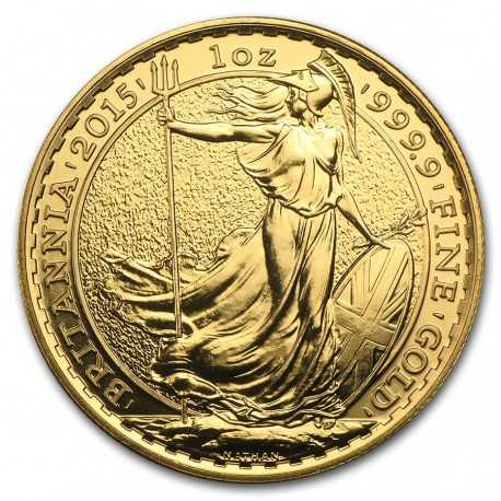 Britannia 1 oz  Gold  mixed years