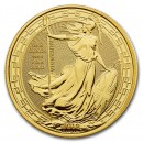 Gold Coin Britannia Oriental Border, 1oz 2019