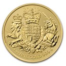 Great Britain   The Royal Arms 1 oz Gold 2019