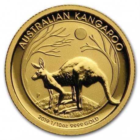 Australian Kangaroo 1/10oz 2019