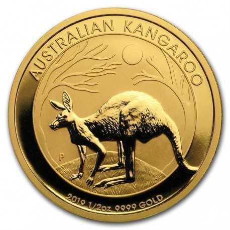 Australian Kangaroo 1/2oz 2019