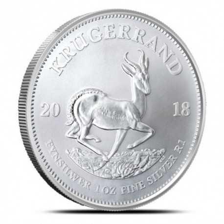 Krugerrand Silver 1oz 2018