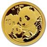 China Panda 1 gr Gold 2019