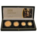 Sovereign Four Coin Collection Set 2006