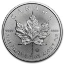 Maple Leaf 5 Dollars 1 oz 2014