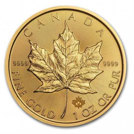 Canadian Maple Leaf  1 oz 2015 Gold