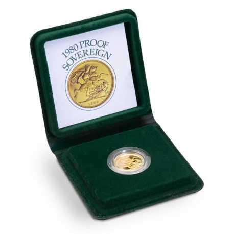 Full Proof Sovereign 1980 Gold