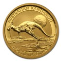 Nugget Kangaroo 1/2 oz 2015 Gold
