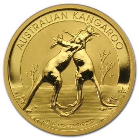 Nugget  Kangaroo 1 oz 2010 Gold