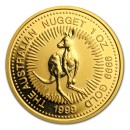 Nugget  Kangaroo 1 oz 1999 Gold