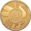 Republic of Cyprus 1/4 oz 1960-1990 Gold