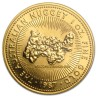 Australia Nugget 1 oz Gold 1987