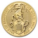 The Queens Beasts the Yale of Beaufort 2019, 1oz