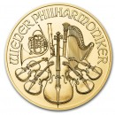 Austrian Vienna Philharmonic 1 oz 2020  Gold